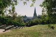 The paths of Saint-Martin de Tours