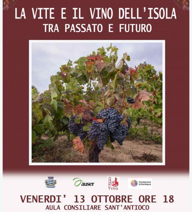 Sardegna:  la vite e il vino, una storia di secoli