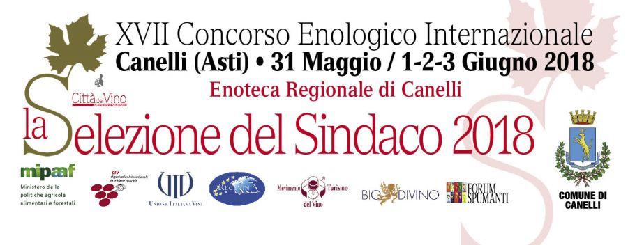 Canelli ospita la XVII edizione del Concorso enologico internazionale La Selezione del Sindaco