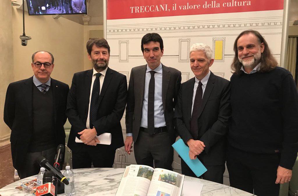 Nasce Treccani Gusto con Qualivita per promuovere la cultura del cibo italiano nel mondo