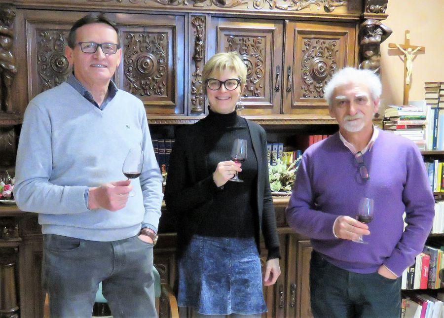 Degustazione vini delle colline Piacentine