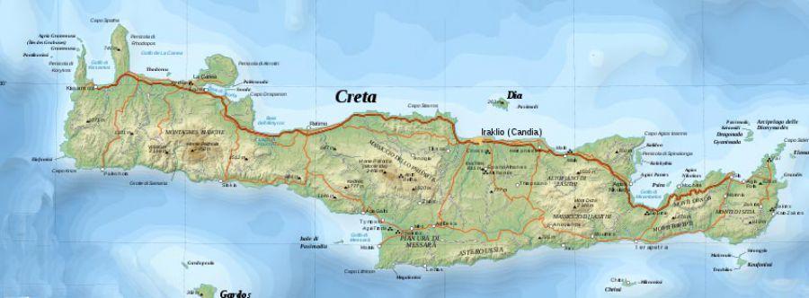 Alla scoperta di Creta: nuovo stage di Città del Vino