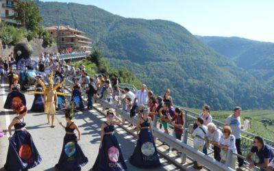 Al via la Festa dell'Uva di Giovo, la più antica del Trentino