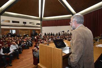 Lectio magistralis al campus di S. Michele all'Adige