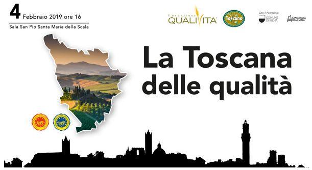 """""""La Toscana della qualità"""""""