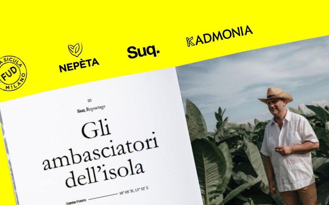 """Unconventional Sicily"""