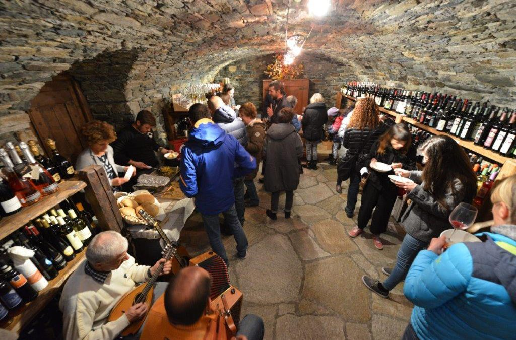 Cantine Gourmet a Cogne