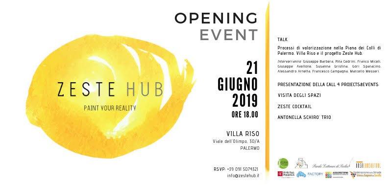 Zeste Hub: nuovo spazio culturale su sostenibilità, territorio, innovazione e leisure