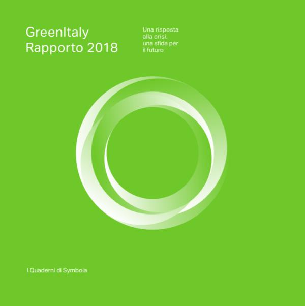 Presentato a Bologna il Rapporto GreenItaly