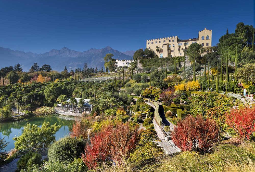 L'autunno risplende ai Giardini di Castel Trauttmansdorff