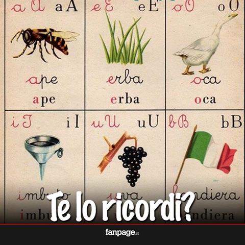 Vecchio alfabeto