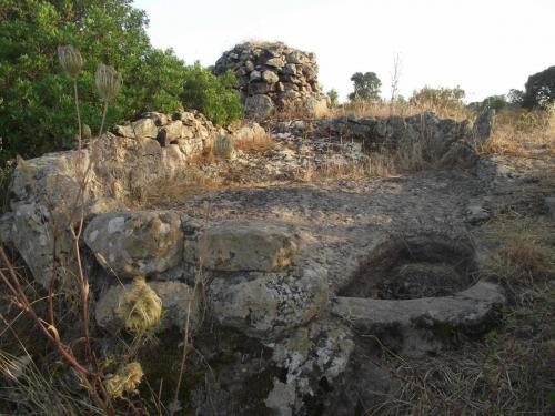 I palmenti rupestri di Ardauli-3 (OR) (Sardegna)