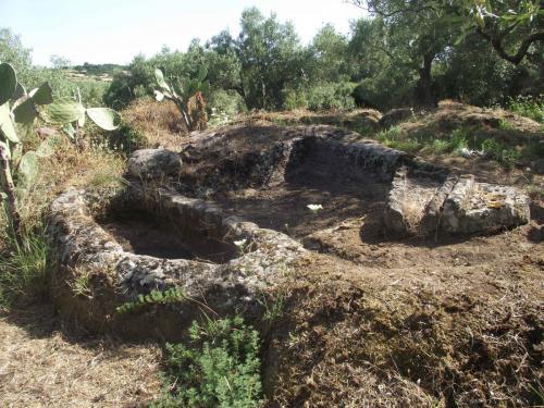 Palmenti Località Sos Eremos (OR) (Sardegna)